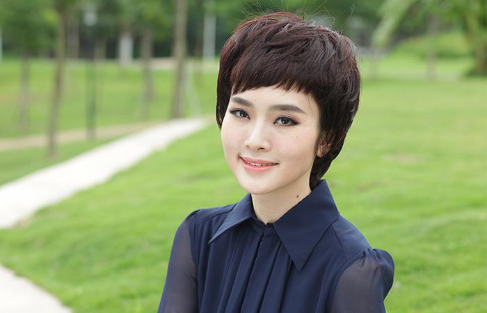 到底该如何找到最适合自己的假发短发?
