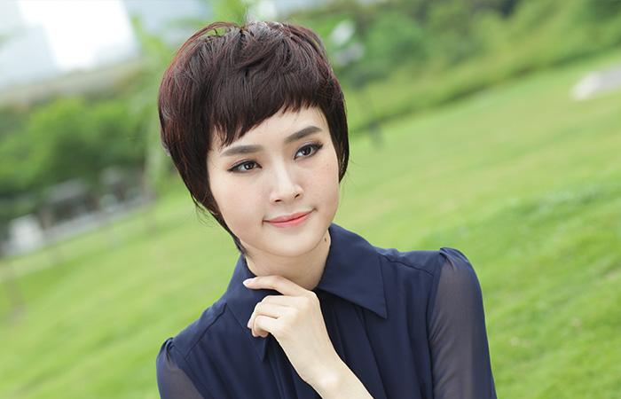 假发怎么戴才能更加自然,5招帮你轻松搞定!