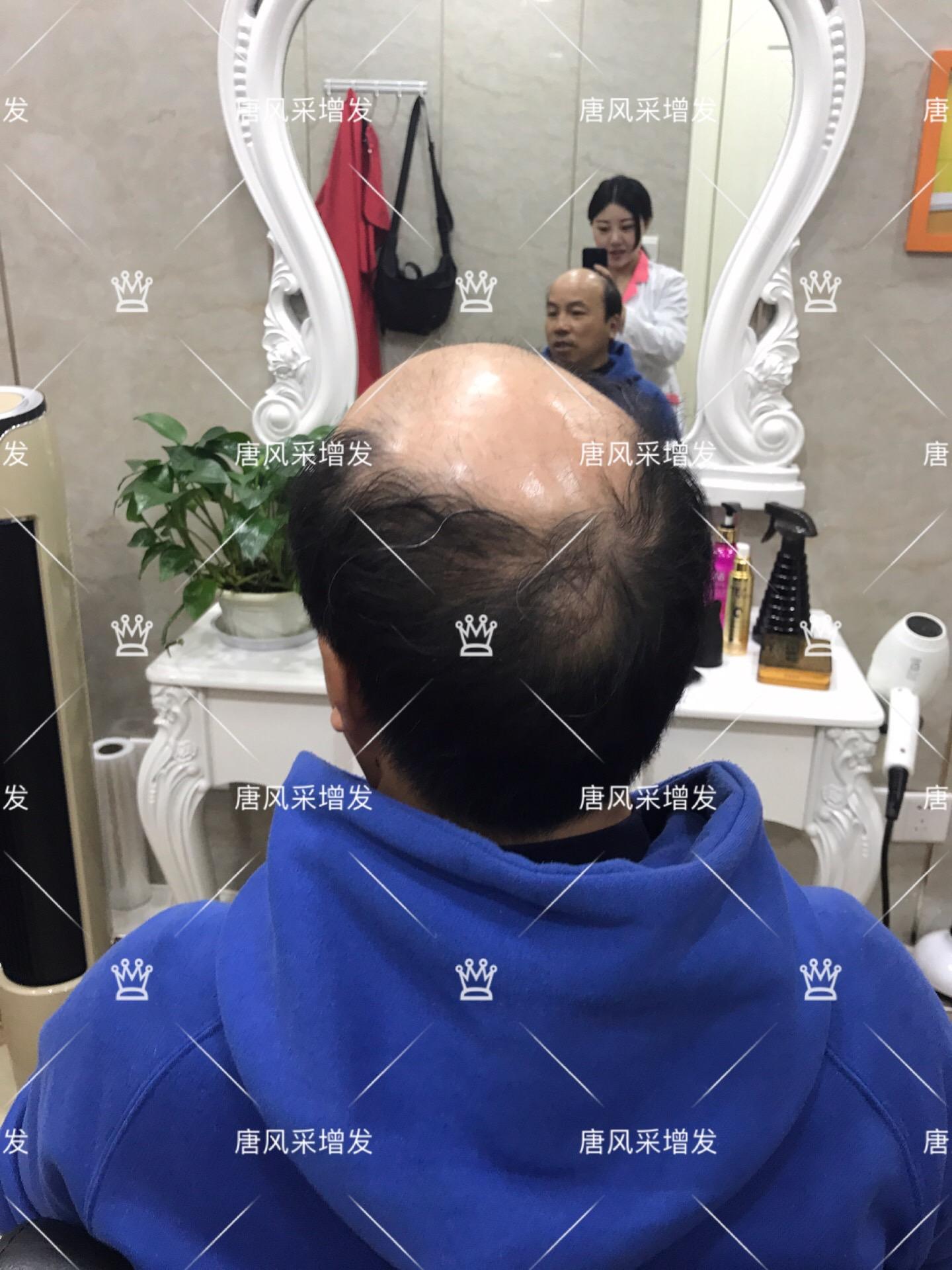 不比不知道,一比吓一跳,快过来看看哥在唐风采做的头发